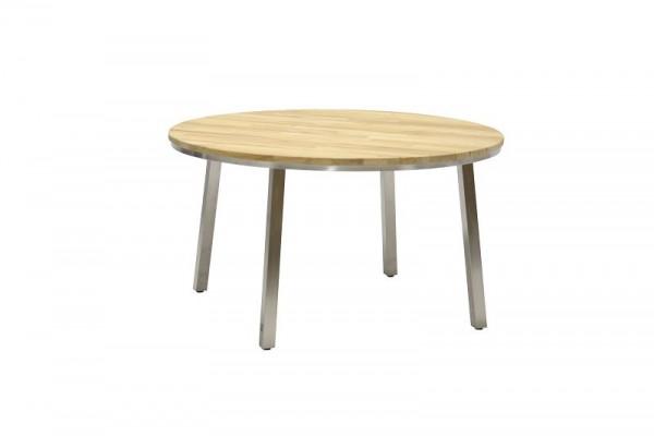 4Seasons Maison Tisch Platte Teak rund 135cm