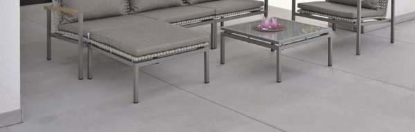 Stern Sitzkissen zu Lounge-Sessel & -Element Lucy