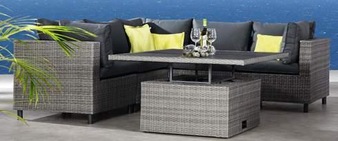 Loungemöbel exklusiv & stilvoll, für Garten und Terrasse | Beckhuis