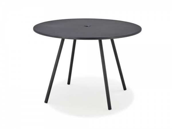 Cane-Line Area Tisch rund Aluminium