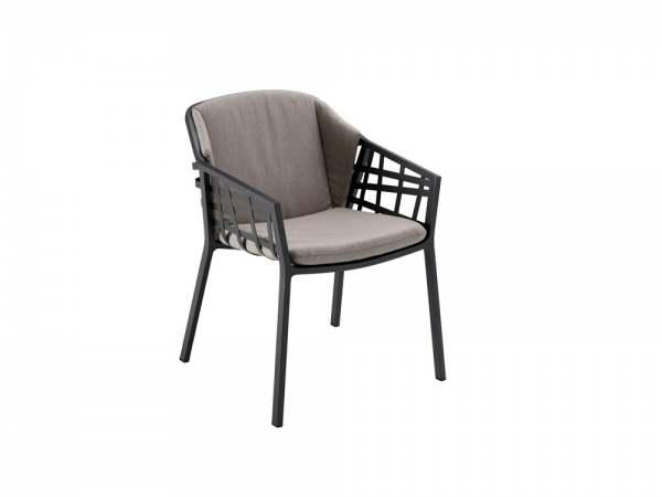 Solpuri Basket Dining Sessel inkl. Sitz-/Rückenpolster
