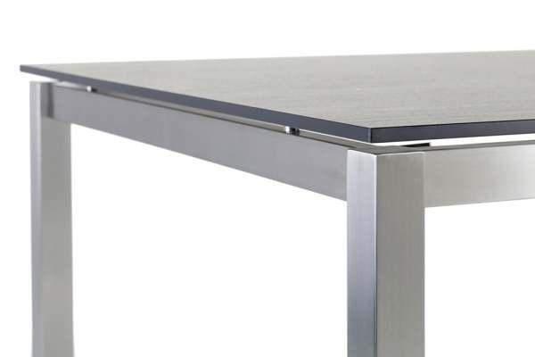 Diamond Garden Compact Hpl Tischplatte Rund Für Gestell San Marino