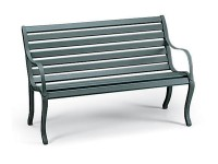 Fast Oasi 2-Sitzer Bank Weiß