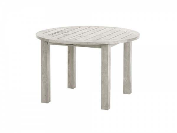 diamond garden belmont tisch recycled teak rund 120 cm teak seawash. Black Bedroom Furniture Sets. Home Design Ideas
