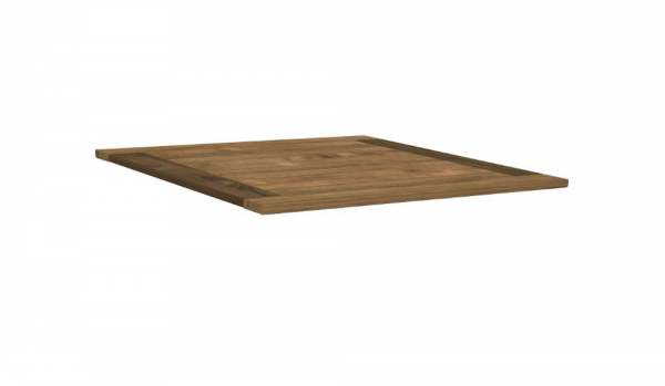 Stern Tischplatte Old Teak 80x80 Cm Online Kaufen Beckhuis
