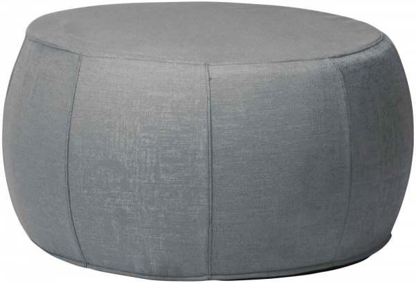 Stern Pouf Hocker hoch, Ø70 cm Sitzfläche versch. Farben