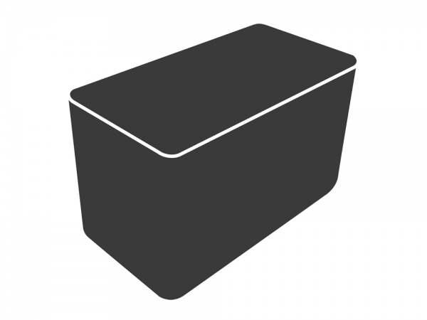 Cane-Line Schutzhülle für 2 Sitzer Sofa (172x88x93 cm)