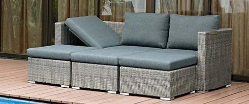 polyrattan loungemobel