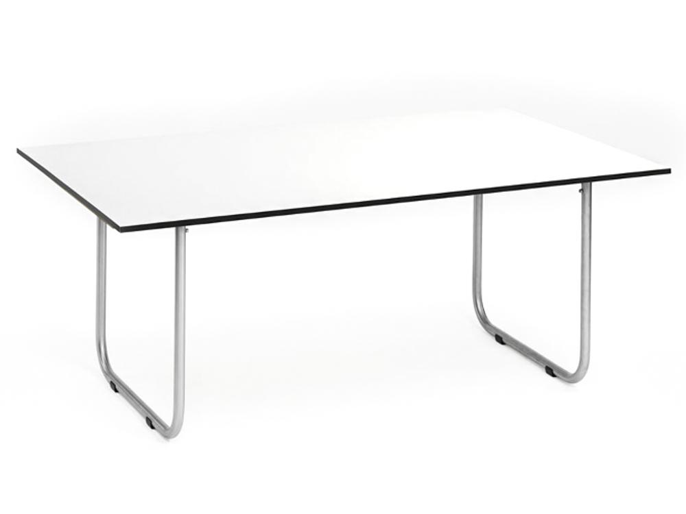 weish upl prato tisch hpl 140x90 cm hpl wei online kaufen beckhuis. Black Bedroom Furniture Sets. Home Design Ideas