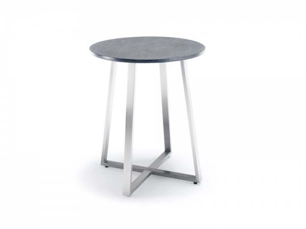 Solpuri R-Series Tisch Edelstahl