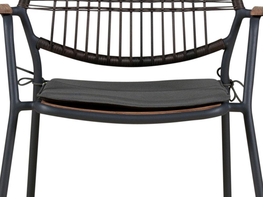 zebra flix sitzkissen f r sessel online kaufen beckhuis. Black Bedroom Furniture Sets. Home Design Ideas