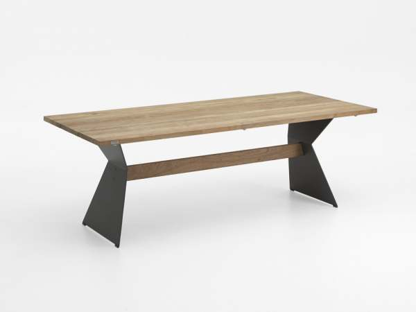 Niehoff Nero Tisch Teak