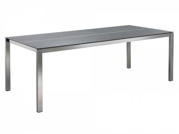 Solpuri P Series Edelstahl Tisch