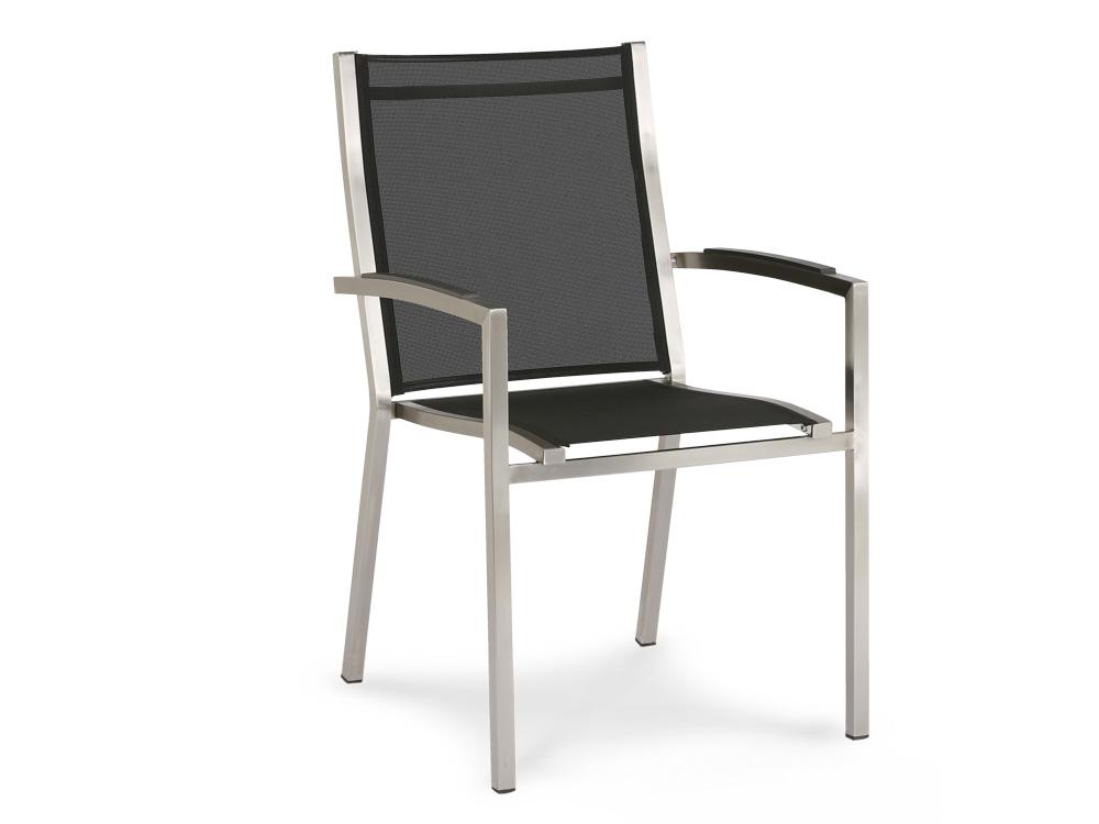 best marbella stapelsessel edelstahl online kaufen beckhuis. Black Bedroom Furniture Sets. Home Design Ideas