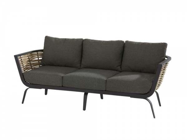 4seasons Antibes 3 Sitzer Sofa Inkl Kissen 4 Dekokissen Online