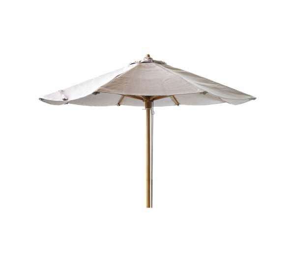 Cane-Line Classic Sonnenschirm mit Seilzug für Peacock daybed