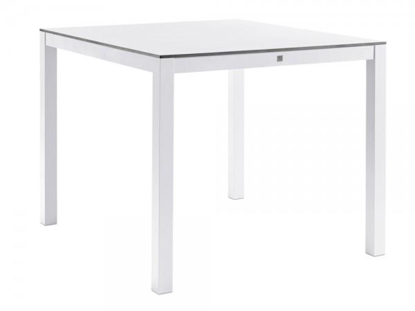 Sifas Kwadra Dining-Tisch 100x90 cm inkl. Keramikplatte
