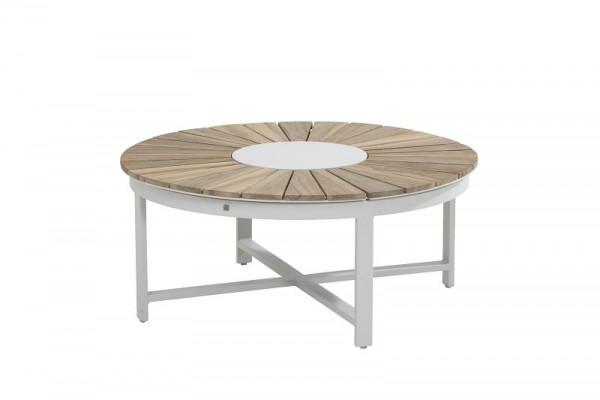 4Seasons Forio Kaffee-Tisch Ø 105cm Elemente variabel