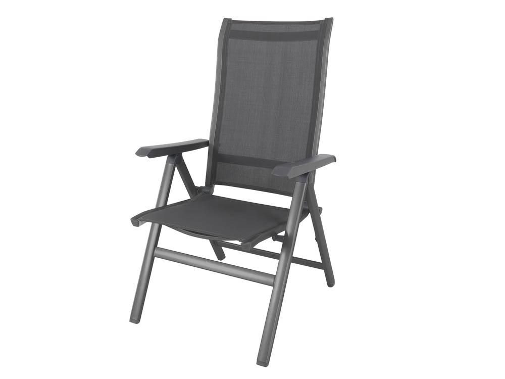 mwh kedline klappessel eisengrau online kaufen beckhuis. Black Bedroom Furniture Sets. Home Design Ideas