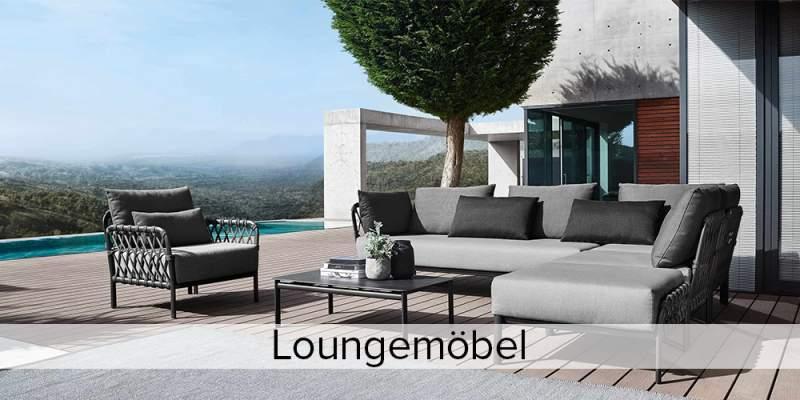 Unsere Loungemöbel