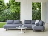 Cane-Line Moments Gartenmöbel Set 4-tlg. mit Go Couchtisch