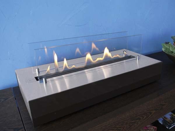 Spartherm Ebios-Fire Bioethanolkamin Quadra Base