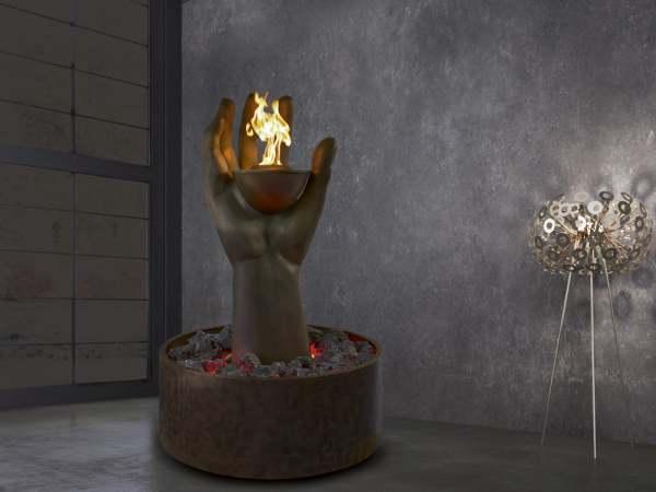 Spartherm Ebios-Fire Bioethanolkamin Liberty