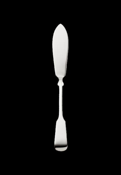 Robbe & Berking Fischmesser Spaten 925 Sterling-Silber
