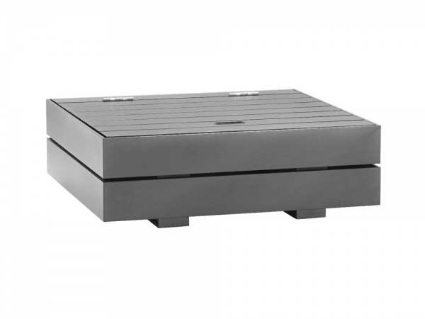 Solpuri Boxx Basis-Modul S Aluminium