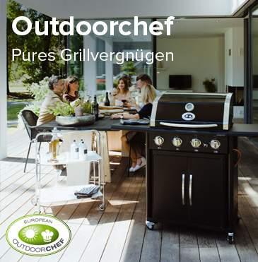 Outdoorchef - Grillvergnügen!
