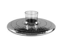 Fink Siwa Teelichthalter mit Glasaufsatz