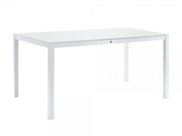 Sifas Kwadra Dining-Tisch 180x90 cm inkl. Glasplatte