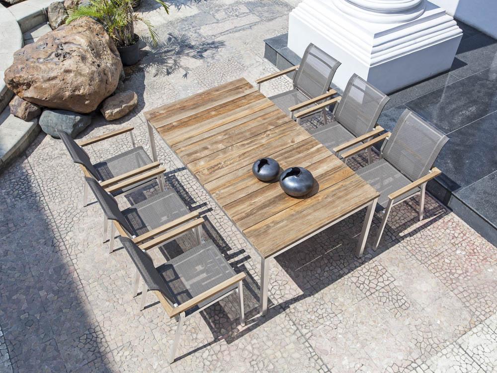 zebra infinity stapelsessel gartenm bel online kaufen. Black Bedroom Furniture Sets. Home Design Ideas