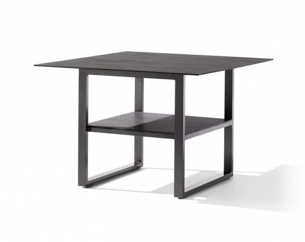 Sieger Havanna Diningtisch mit Polytec-Tischplatte 105x105x67 cm