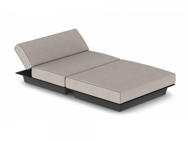Manutti Air Concept 6 mit breiten Polstern