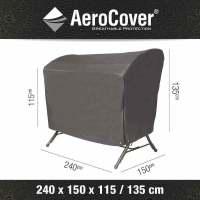 Aerocover Schutzhülle für Schaukeln 240x150x135/115 cm