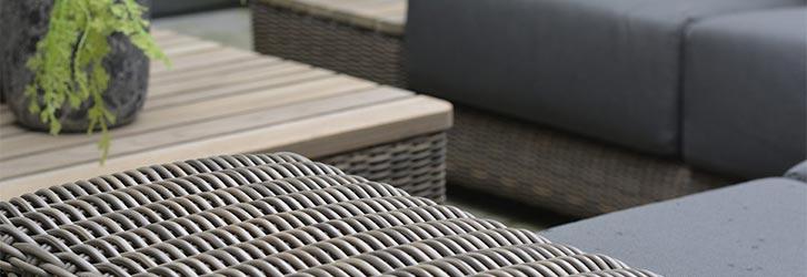 Polyrattan-Möbel für den Indoor- und Outdoor-Bereich