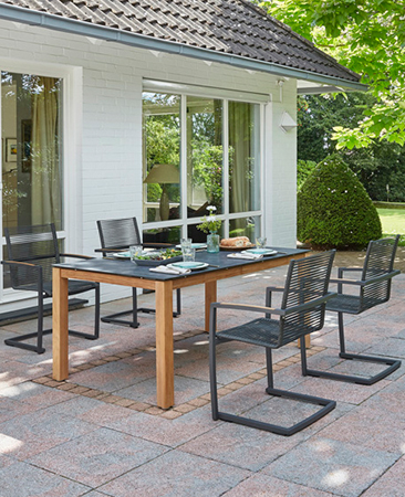 Holen Sie sich tolle Diamond Garden Sets für Ihren Garten