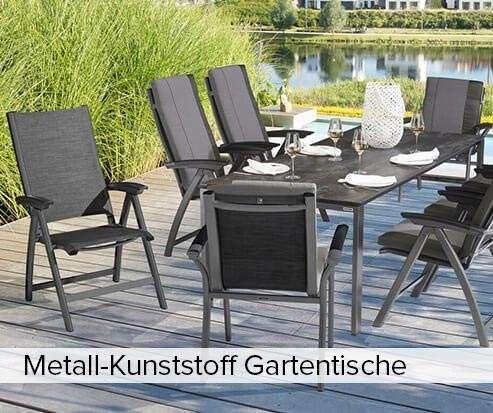 Exklusive gartentische einfach online bestellen beckhuis for Gartentische metall