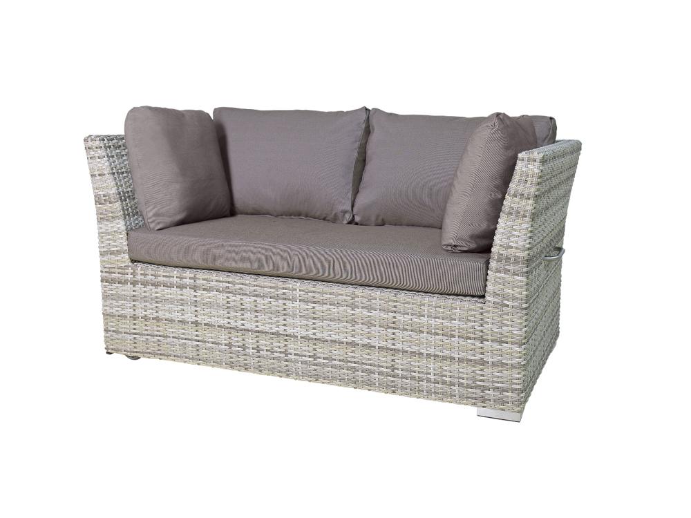 zebra jack lounge junior basis set white cream. Black Bedroom Furniture Sets. Home Design Ideas