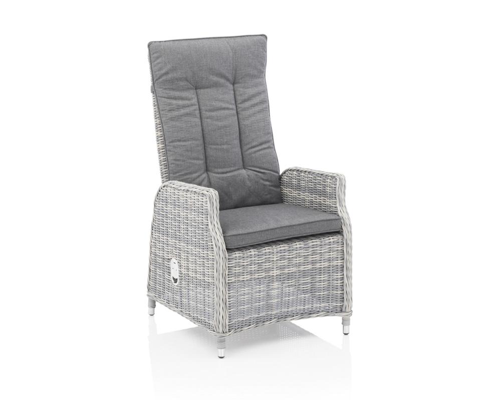 kettler jarvis dining sessel verstellbar geflecht sand. Black Bedroom Furniture Sets. Home Design Ideas